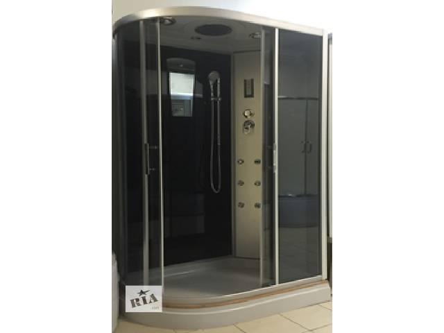 бу Душевой бокс кабина, Atlantis AKL-120P 120x80, любой размер и бюджет Высокий средний или мелкий в Киеве