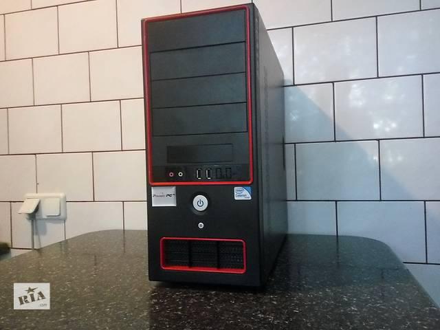 продам Два ядра Е5300, 3Гб оперативки, 1Гб видео vga/dvi, системный блок Dual Core бу в Киеве