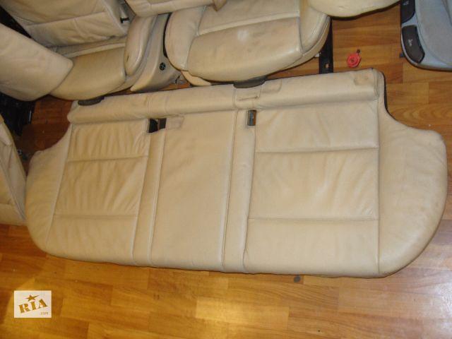 купить бу Два салона на BMW Х5 в Киеве