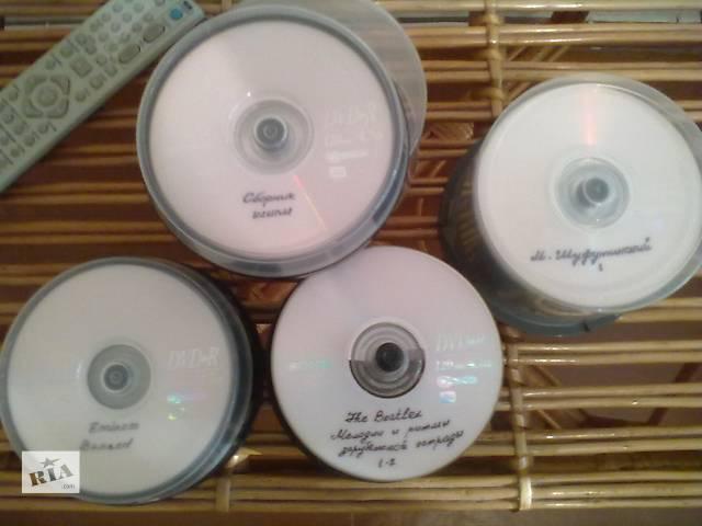 продам DVD диски SONY с записями советской и зарубежной эстрады. бу в Виннице