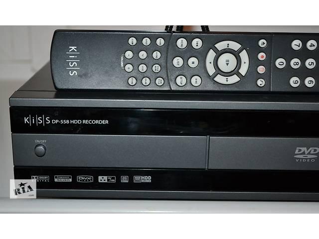 купить бу dvd-hdd recorder Kiss в Тернополе