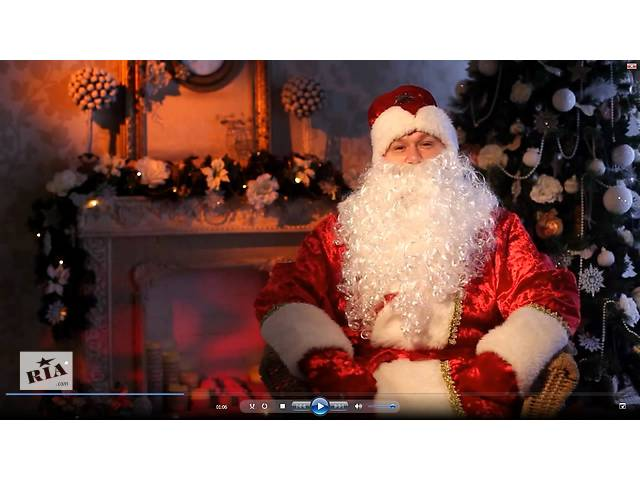 бу DVD именное поздравление Деда Мороза на украинском языке видеописьмо в Днепре (Днепропетровске)