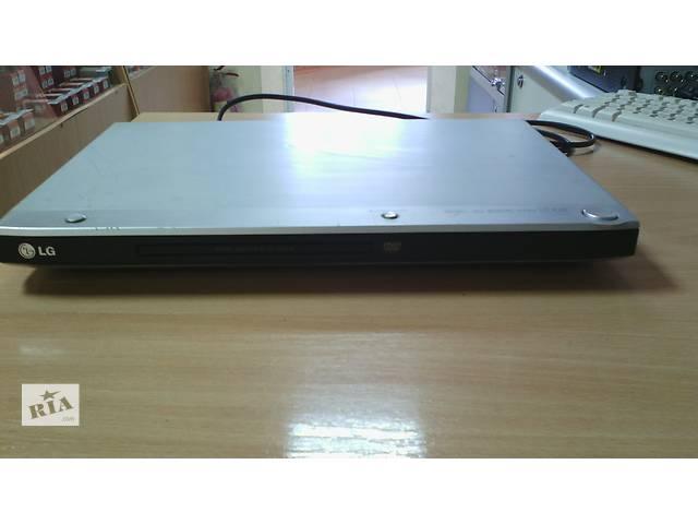 продам DVD проигрыватель LG DV654X бу в Краматорске