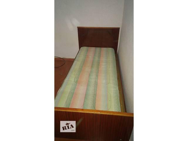 бу Две кровати с матрасами в Житомире