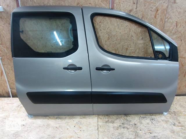 бу  Дверь боковая сдвижная для легкового авто Citroen Berlingo  B 9  2008  -- 2014 p в Ровно
