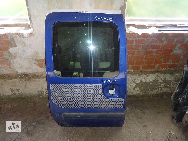 продам дверь боковая сдвижная для Renault Kangoo, 2000 бу в Львове