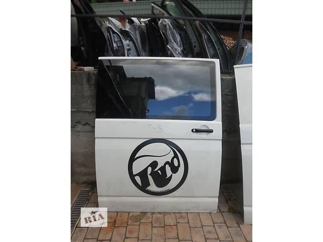 продам Дверь боковая сдвижная для Volkswagen T5 (Transporter) бу в Львове