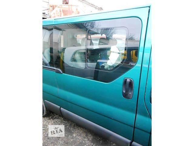 продам Дверь боковая сдвижная, двері зсувні Renault Trafic 1.9, 2.0, 2.5 Рено Трафик (Vivaro, Виваро) 2001-2009 бу в Ровно