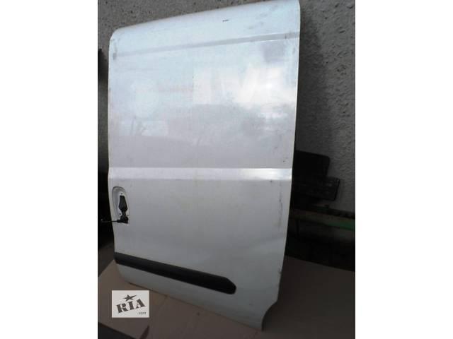 продам Дверь боковая сдвижная Фіат Фиат Добло Новый кузов Нуово 263 Fiat Doblo Nuovo 263 2009-2014 бу в Ровно
