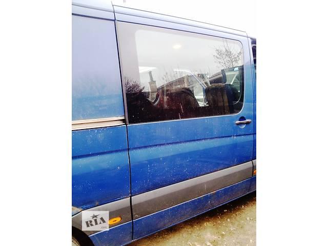 бу Дверь боковая сдвижная Mercedes Sprinter 906, 903 (215, 313, 315, 415, 218, 318, 418, 518) 1996-2012 в Ровно