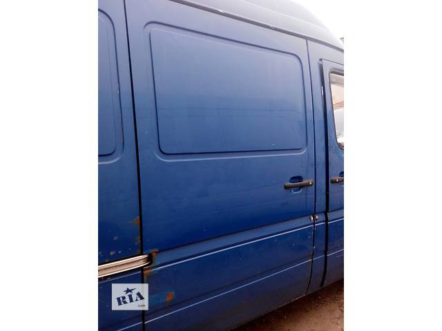 бу Дверь боковая сдвижная Mercedes Sprinter Мерседес Спринтер 903, 2.2; 2.7 CDI OM611; 612 (2000-2006 г) в Ровно