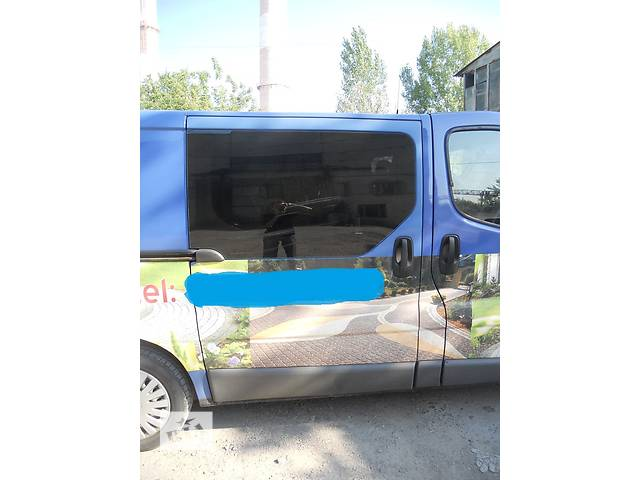 продам Дверь боковая сдвижная на Renault Trafic, Opel Vivaro, Nissan Primastar бу в Ровно