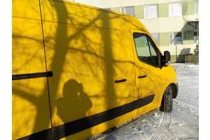 б/у Дверь боковая сдвижная Renault Master груз.