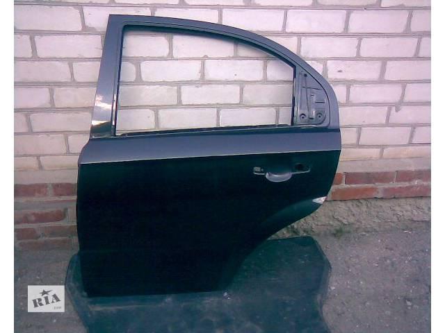 купить бу Дверь задняя для седана Chevrolet Aveo Т-250 в Харькове