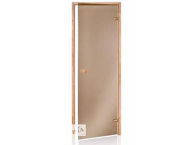 продам Дверь для бани и сауны Andres SCAN 70x190 (Эстония), бронза бу в Киеве
