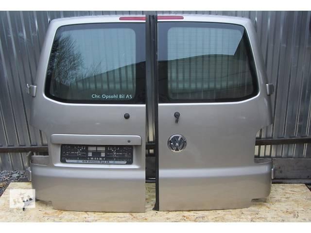 Дверь двери задние задняя фольксваген т5 Volkswagen T5 2003-2010- объявление о продаже  в Ровно