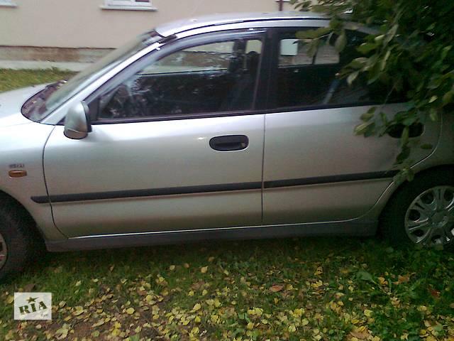 бу Дверь Крышка багажника Mitsubishi Carisma Хетчбек 96-04г.в. в Киеве
