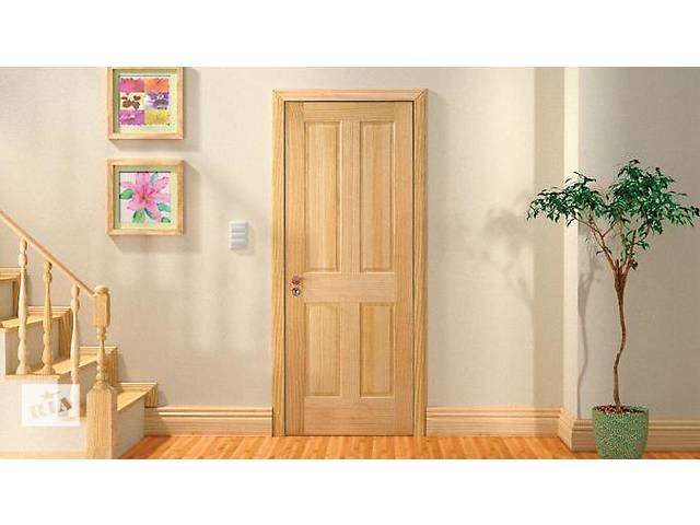 продам Дверь межкомнатная деревянная бу в Одессе