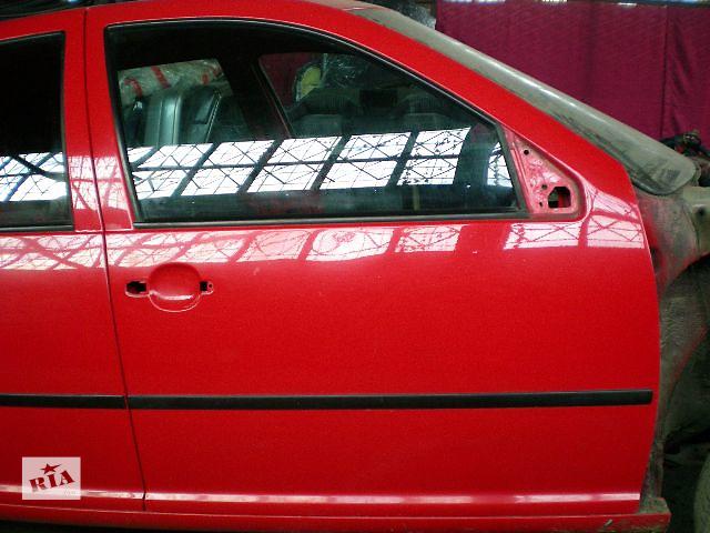 продам  Дверь передняя Чорні\Червоні Volkswagen Golf IV бу в Луцке