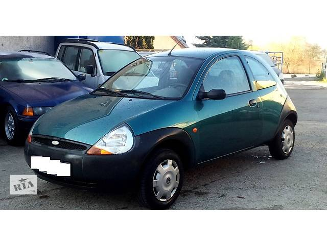 купить бу Дверь передняя для Ford KA 2000 в Львове