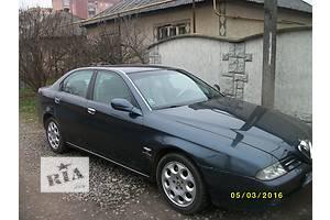 Двери передние Alfa Romeo 166