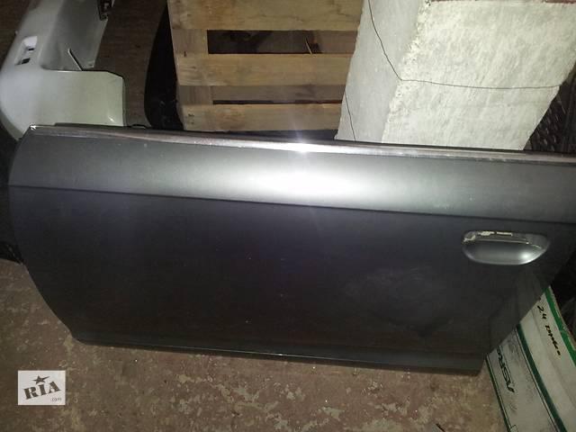 купить бу  Дверь передняя для легкового авто Audi A6 c6 4f в Львове