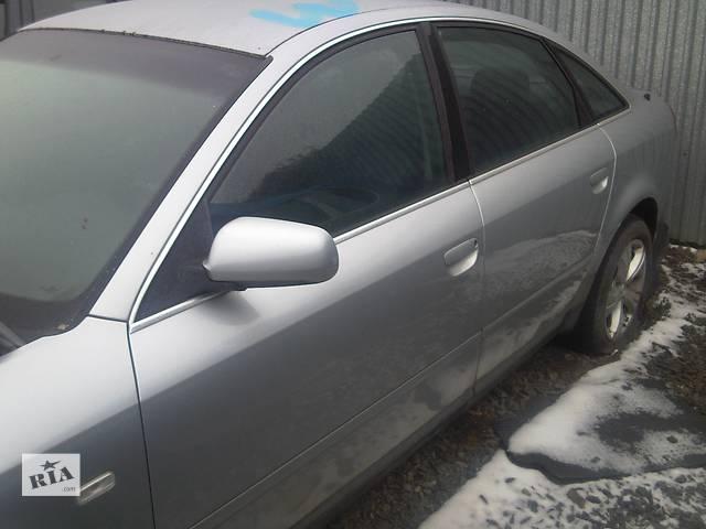 продам  Дверь передняя для легкового авто Audi A6 бу в Ужгороде