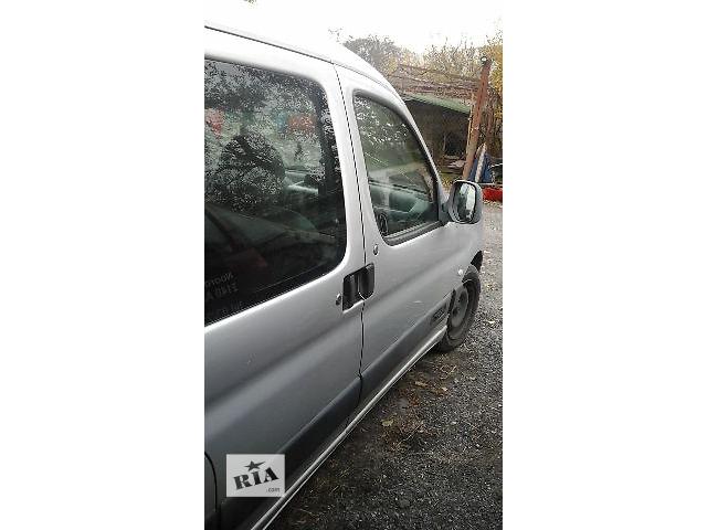 бу  Дверь передняя для легкового авто Citroen Berlingo в Кременце (Тернопольской обл.)