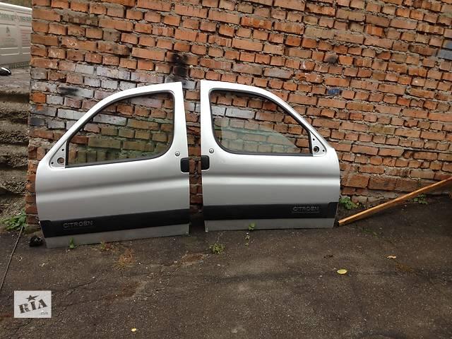 продам  Дверь передняя для легкового авто Citroen Berlingo бу в Луцке