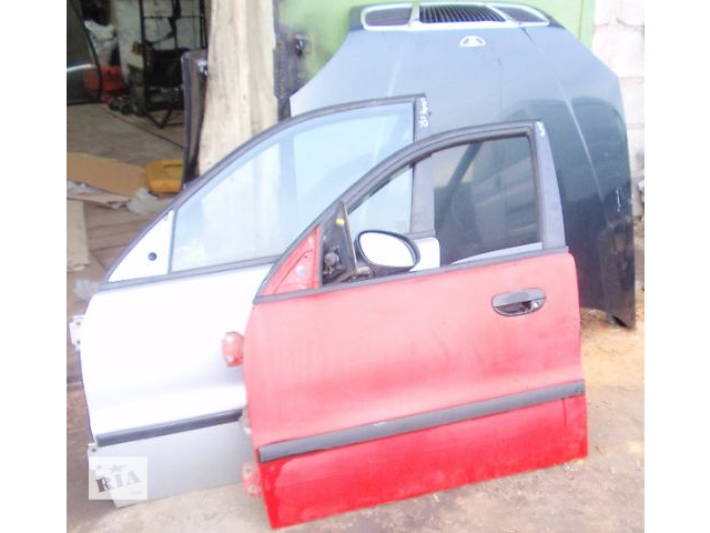 продам Дверь передняя для легкового авто Daewoo Lanos бу в Днепре (Днепропетровске)