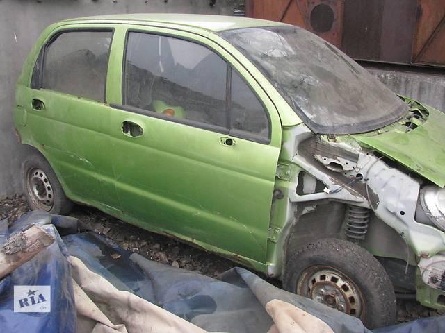 продам  Дверь передняя для легкового авто Daewoo Matiz бу в Днепре (Днепропетровске)