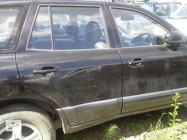 купить бу  Дверь передняя для легкового авто Hyundai Santa FE в Ужгороде