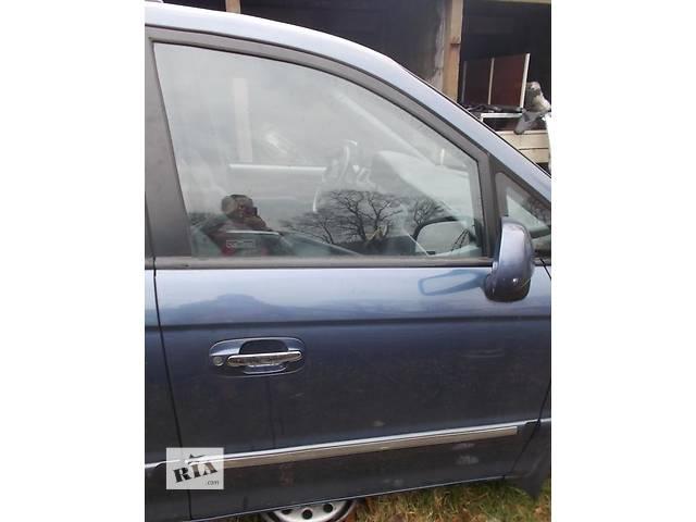 купить бу  Дверь передняя для легкового авто Hyundai Trajet в Львове