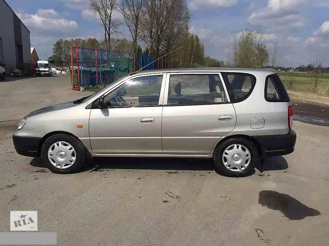 продам  Дверь передняя для легкового авто Kia Carens бу в Львове