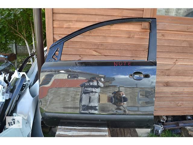 бу  Дверь передняя для легкового авто Nissan Note в Ровно