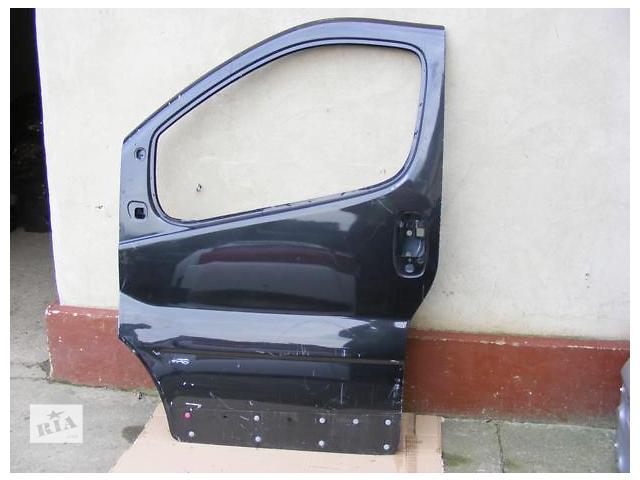 Дверь передняя для легкового авто Opel Vivaro 2002-15- объявление о продаже  в Луцке