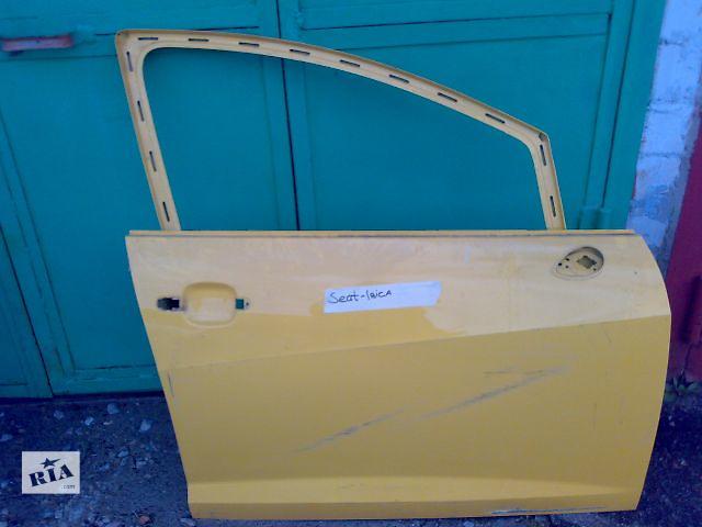 продам  Дверь передняя для легкового авто Seat Ibiza бу в Харькове