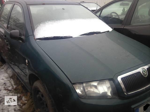 Дверь передняя для легкового авто Skoda Fabia- объявление о продаже  в Ужгороде