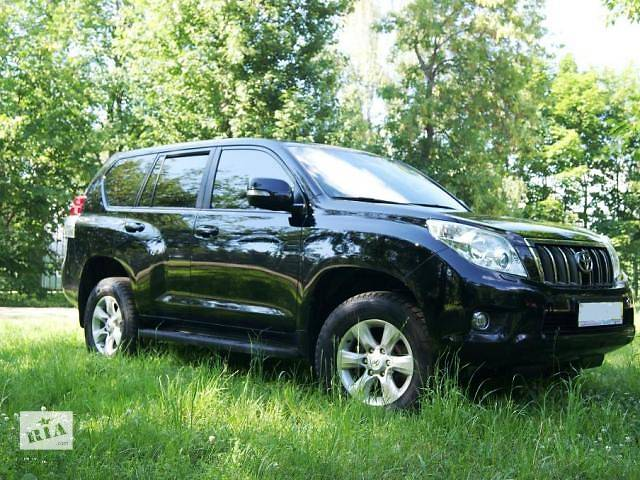 купить бу  Дверь передняя для легкового авто Toyota Land Cruiser Prado 150 в Ровно