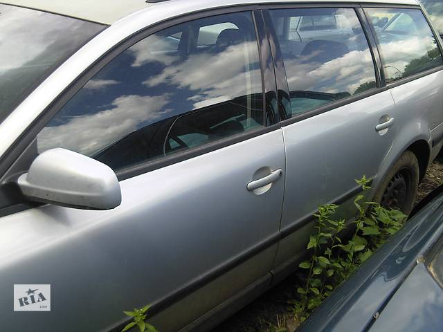 продам  Дверь передняя для легкового авто Volkswagen Passat B5 бу в Ужгороде