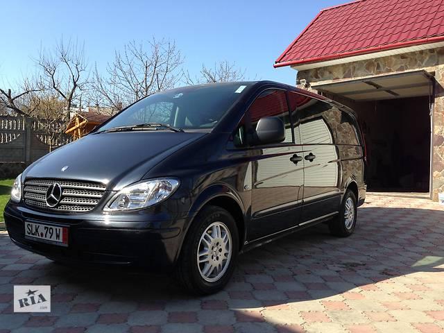 продам  Дверь передняя для микроавтобуса Mercedes Vito бу в Черновцах