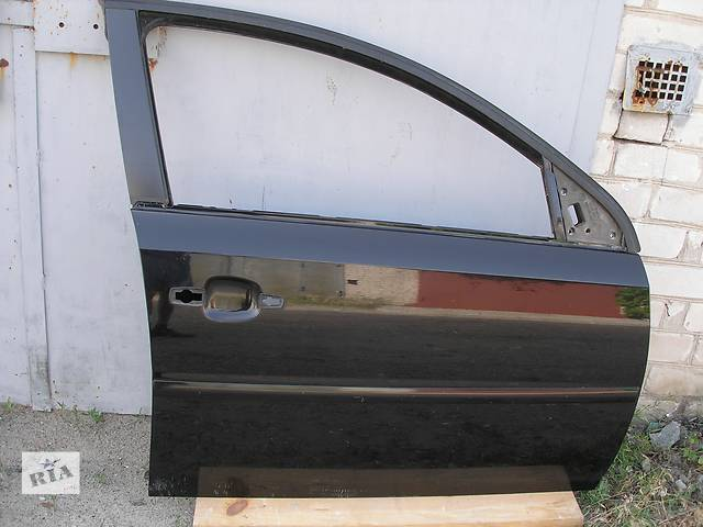 Дверь передняя для Opel Vectra C опель вектра Ц, черная- объявление о продаже  в Днепре (Днепропетровск)