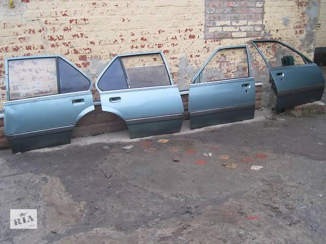 бу Дверь передняя для седана Opel Ascona в Прилуках