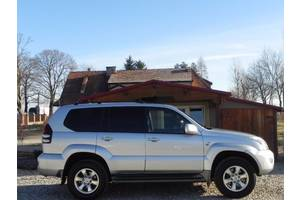 б/у Двери передние Toyota Land Cruiser Prado 120