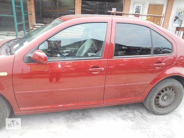 бу Дверь передняя для Volkswagen Bora 1999 в Львове