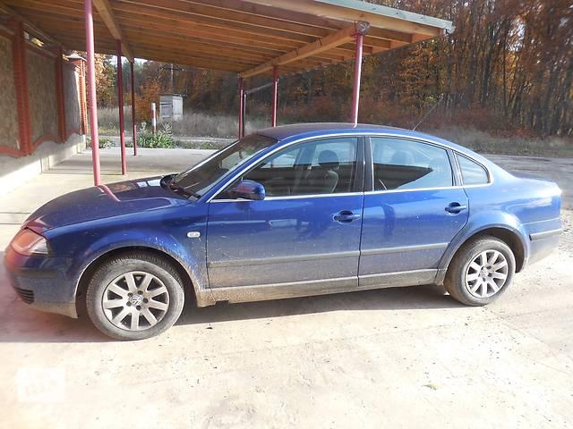 Дверь передняя для Volkswagen Passat B5+, 2002р.- объявление о продаже  в Львове