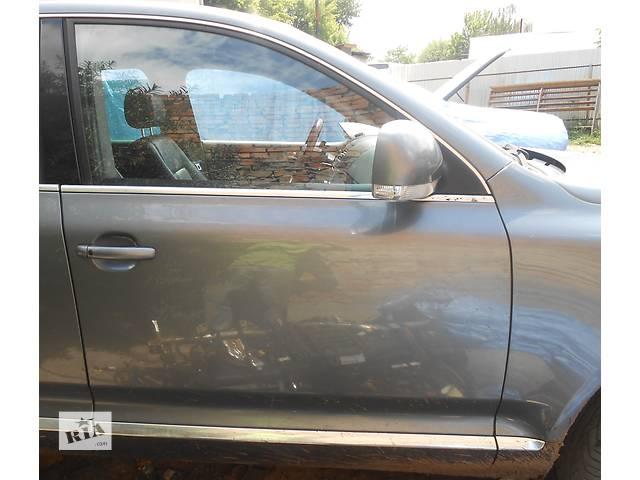 бу Дверь передняя дверь задняя цвета в наличии Volkswagen Touareg Туарег В наличии. Оригинал - б\у.  Гарантия после установ в Ровно
