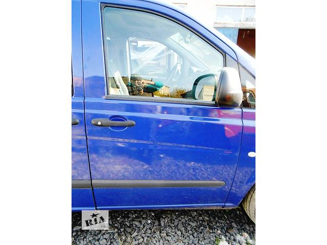 продам  Дверь передняя, двері передні Мерседес Вито Віто (Виано Віано) Mercedes Vito (Viano) 639 (109, 111, 115, 120) бу в Ровно