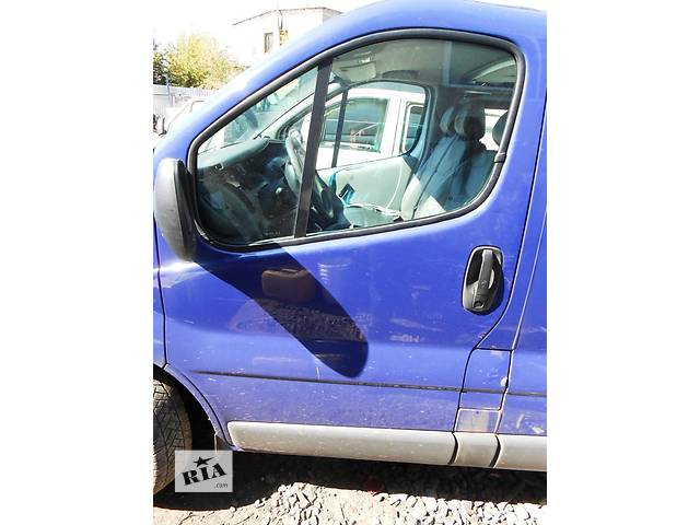 продам Дверь передняя, двері передні Renault Trafic 1.9, 2.0, 2.5 Рено Трафик (Vivaro, Виваро) 2001-2009гг бу в Ровно