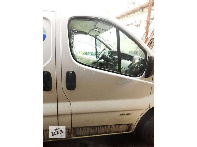 Дверь передняя, двері передні Renault Trafic 1.9, 2.0, 2.5 Рено Трафик (Vivaro, Виваро) 2001-2009гг- объявление о продаже  в Ровно